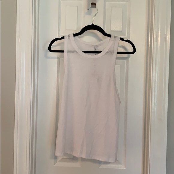 Z Supply Tops - NWT High Neck Distressed Tank
